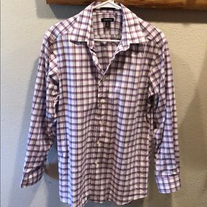 Claiborne button down